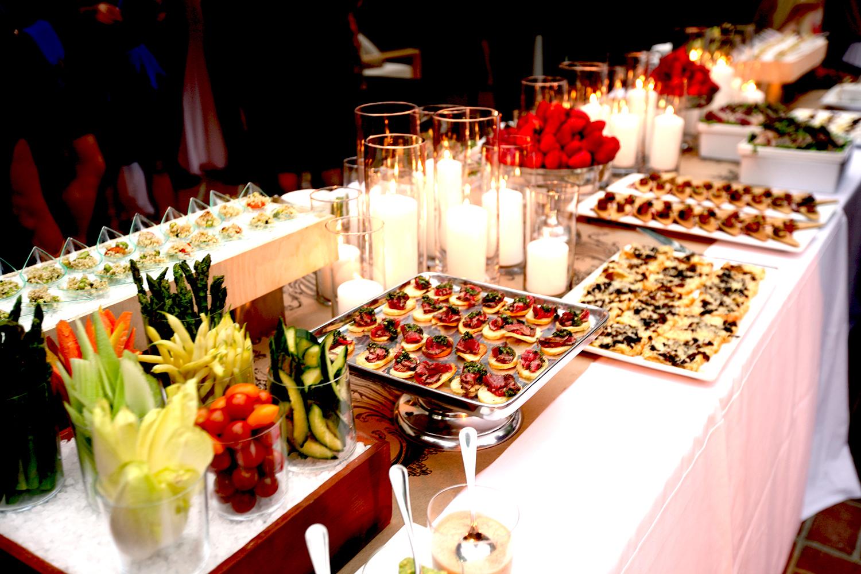 Grand Spring Appetizer Buffet