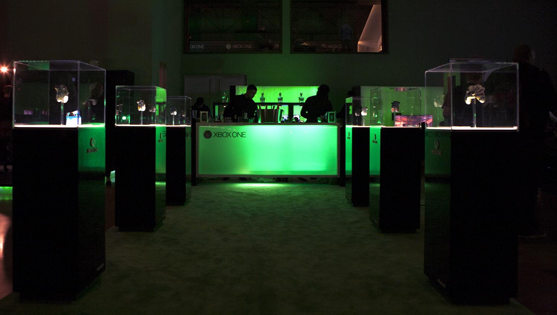 The VIP bar