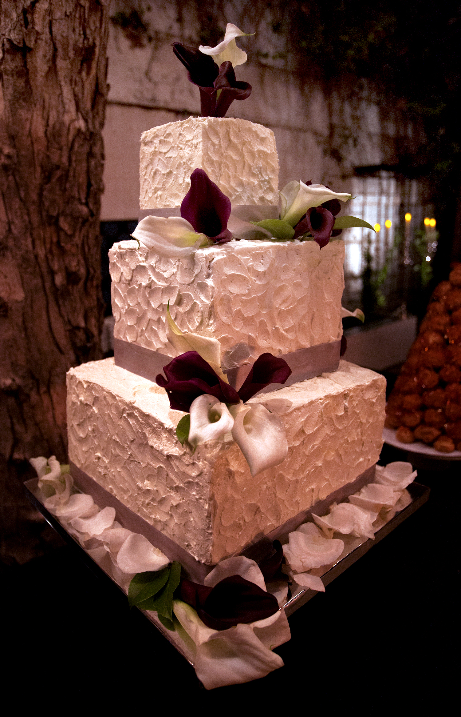 Gluten free wedding made by Love Catering's pastry chef