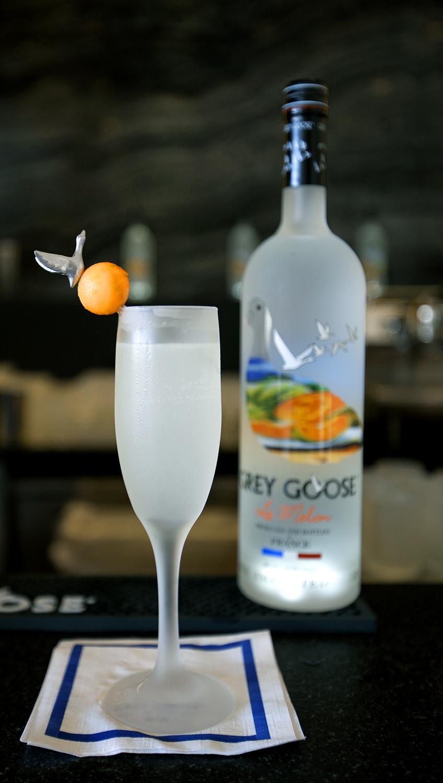 Grey Goose Le Melon Fizz