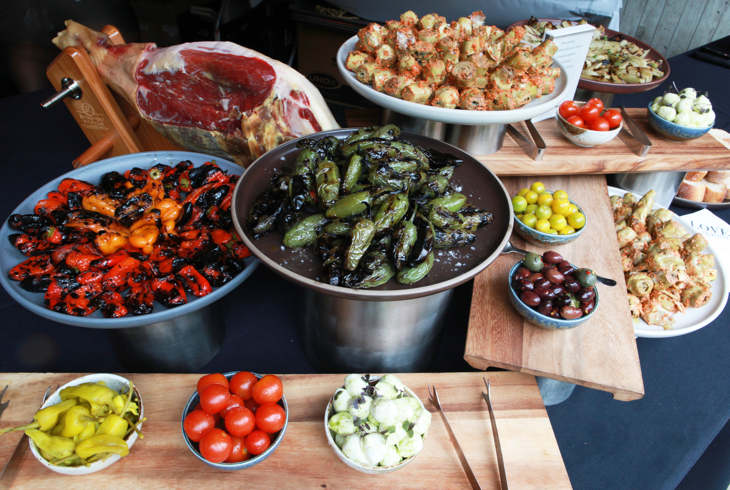 Tapas Catering 2
