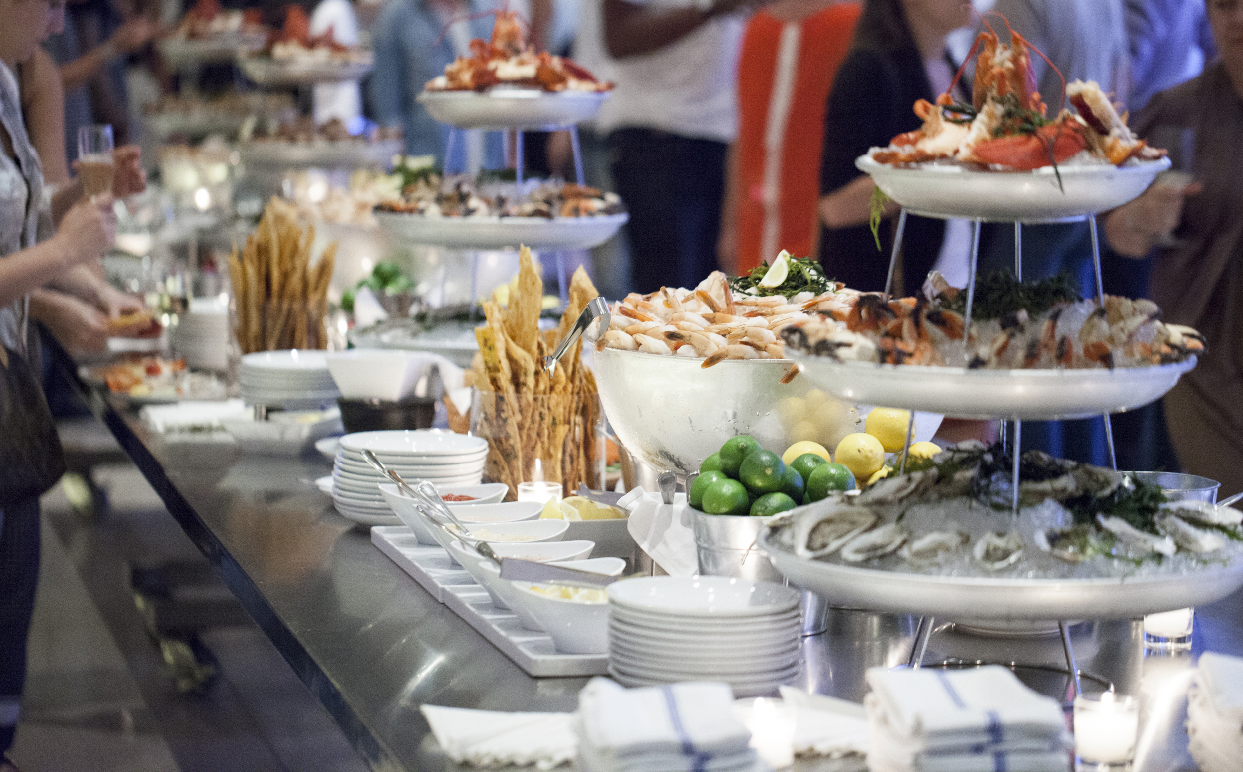 Raw Bar Love Catering