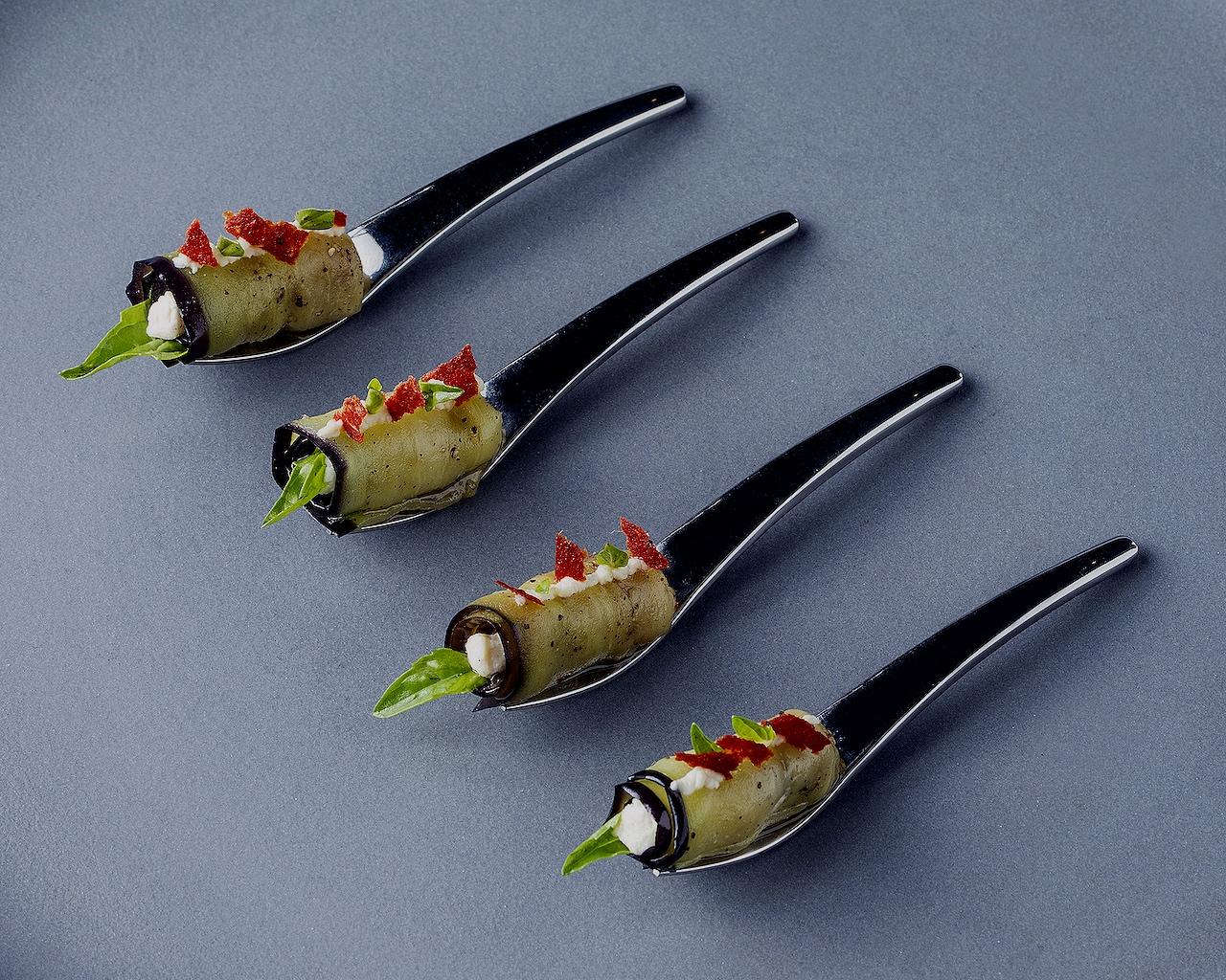 Eggplant involtinis