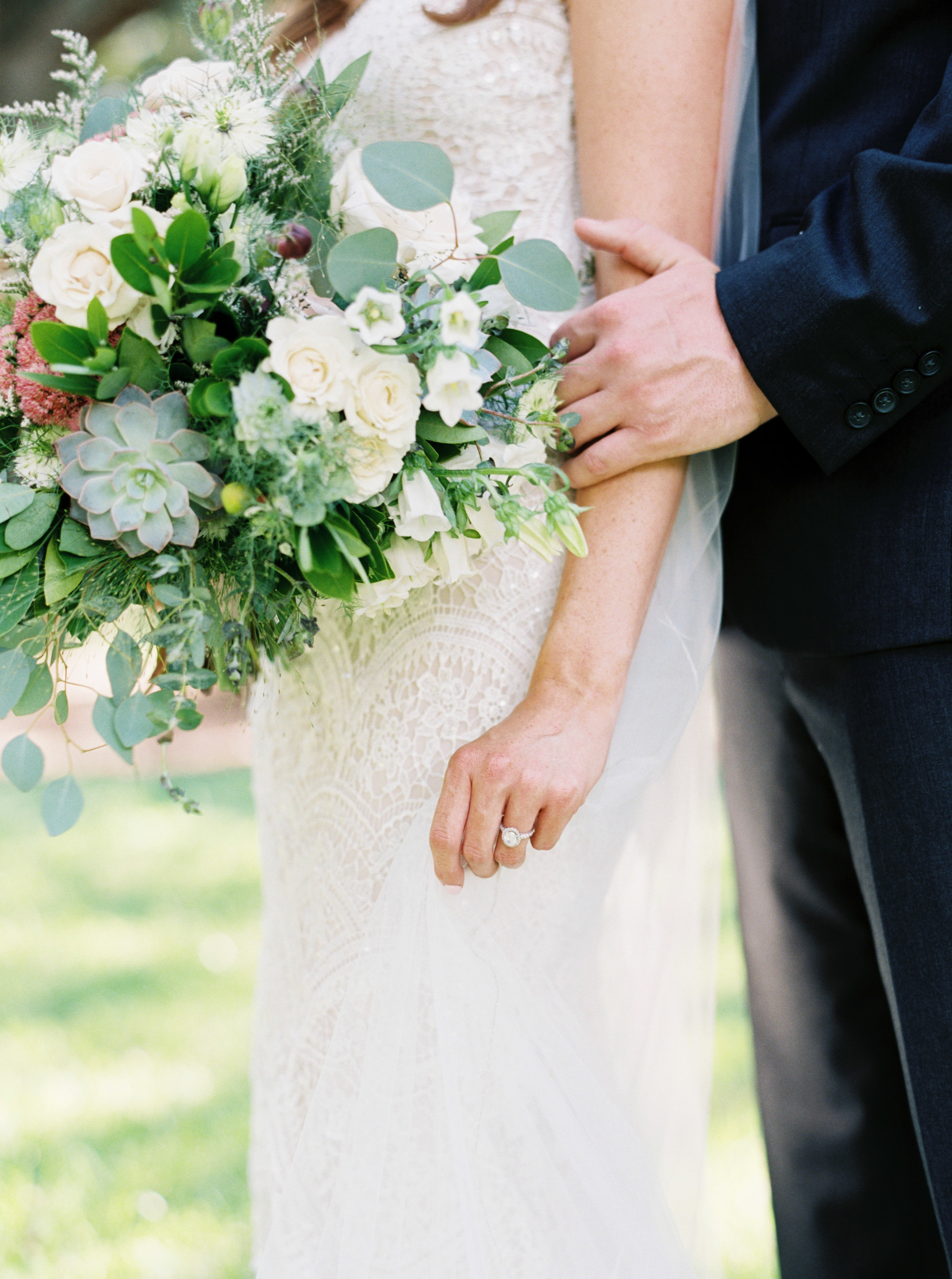 Eden Gardens State Park wedding. Image courtesy of Cassidy Carson Photography.
