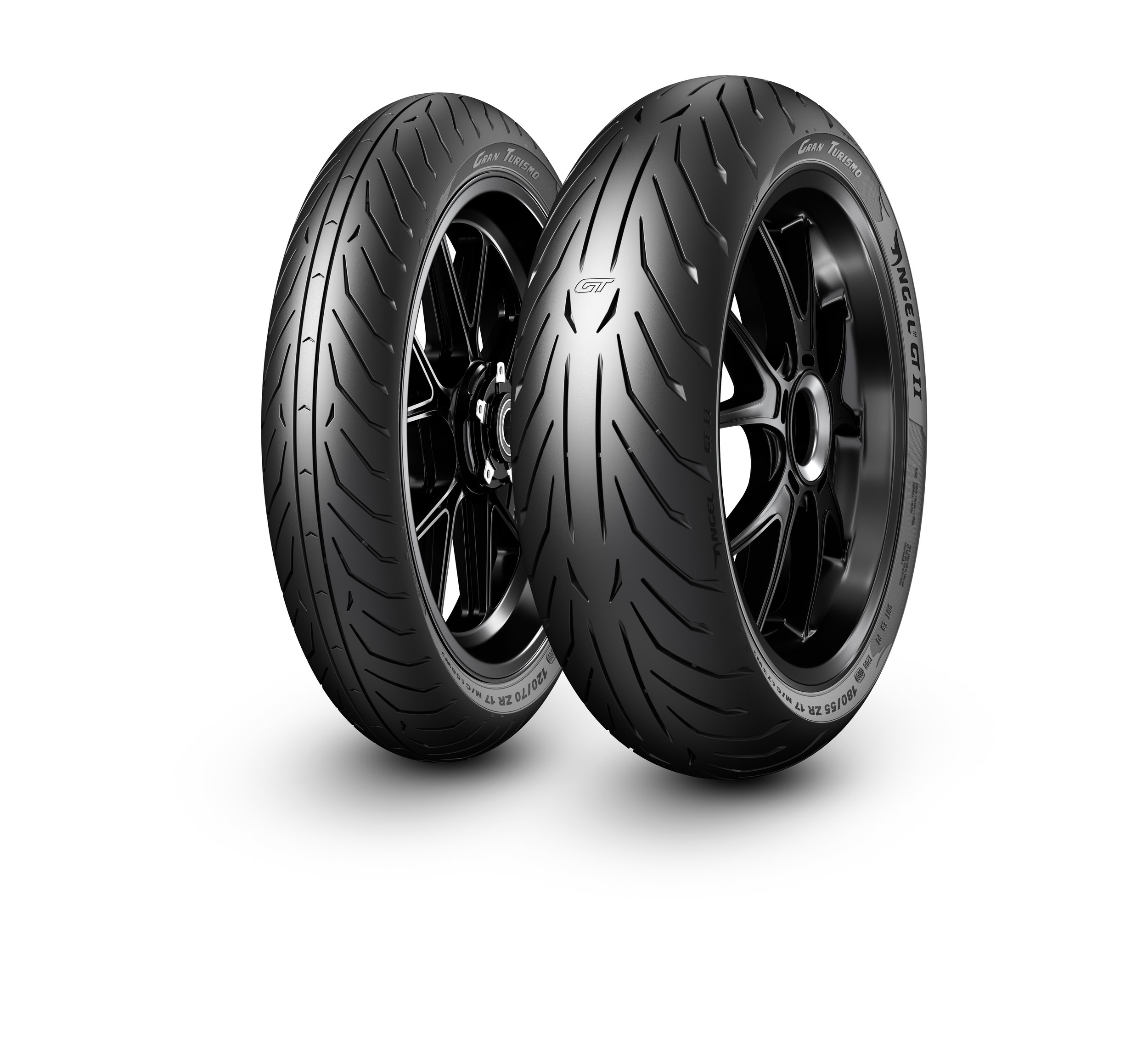 The new Pirelli Angel GT II sport touring tire is the successor of the highly regarded Angel GT.