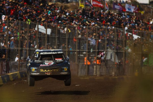 Rob MacCachren was on rails on Sunday in Pro 2 Courtesy Lucas Oil Off Road Racing Series
