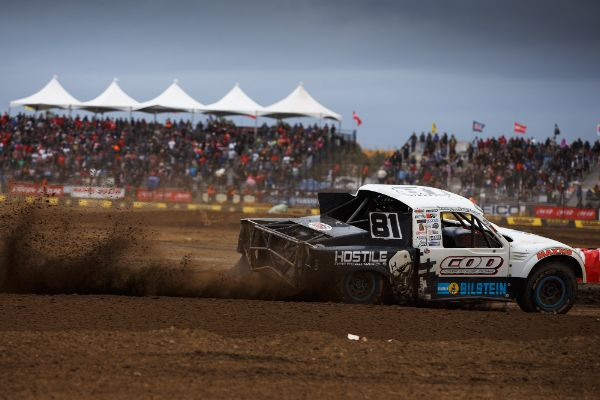 Doug Mittag was impressive en route to Sunday's Pro 4 win Courtesy Lucas Oil Off Road Racing Series