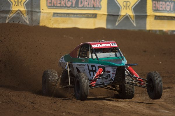 Bud Ward was dialed in on Sunday to take his first Pro Buggy win of the season Courtesy Lucas Oil Off Road Racing Series