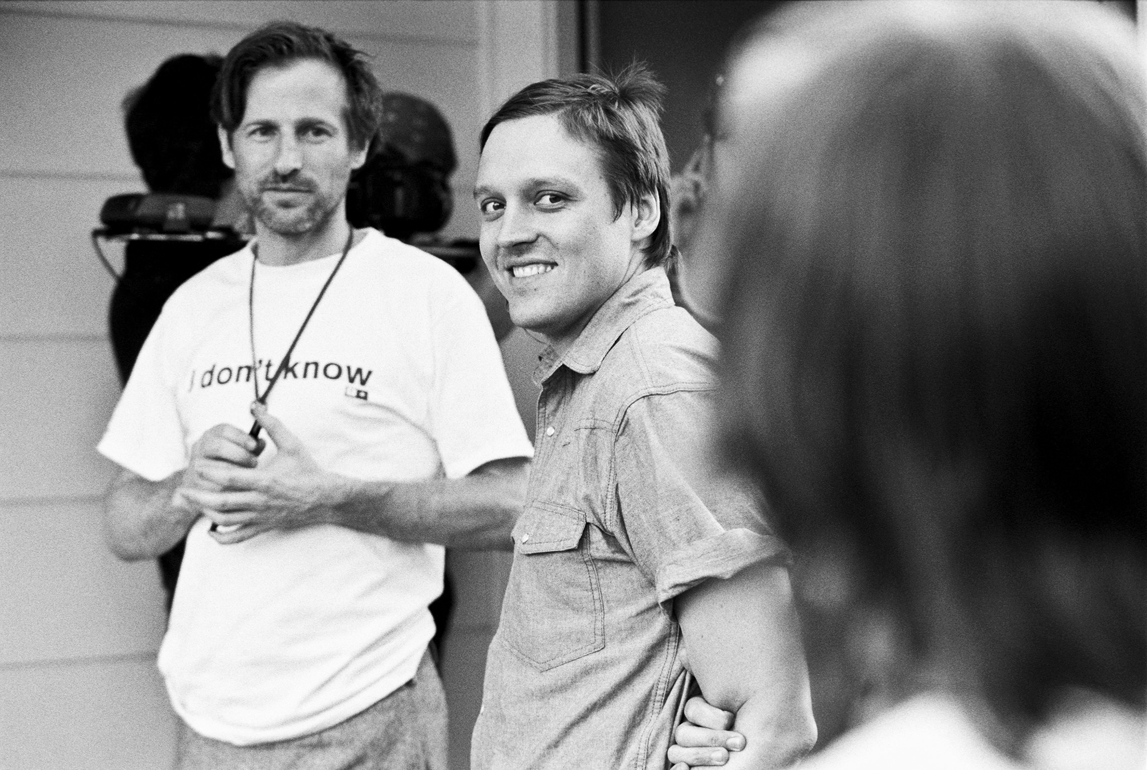 "Behind the scenes of ""Scenes From the Suburbs,"" by Spike Jonze and Arcade Fire, Austin, Texas, April, 2010."