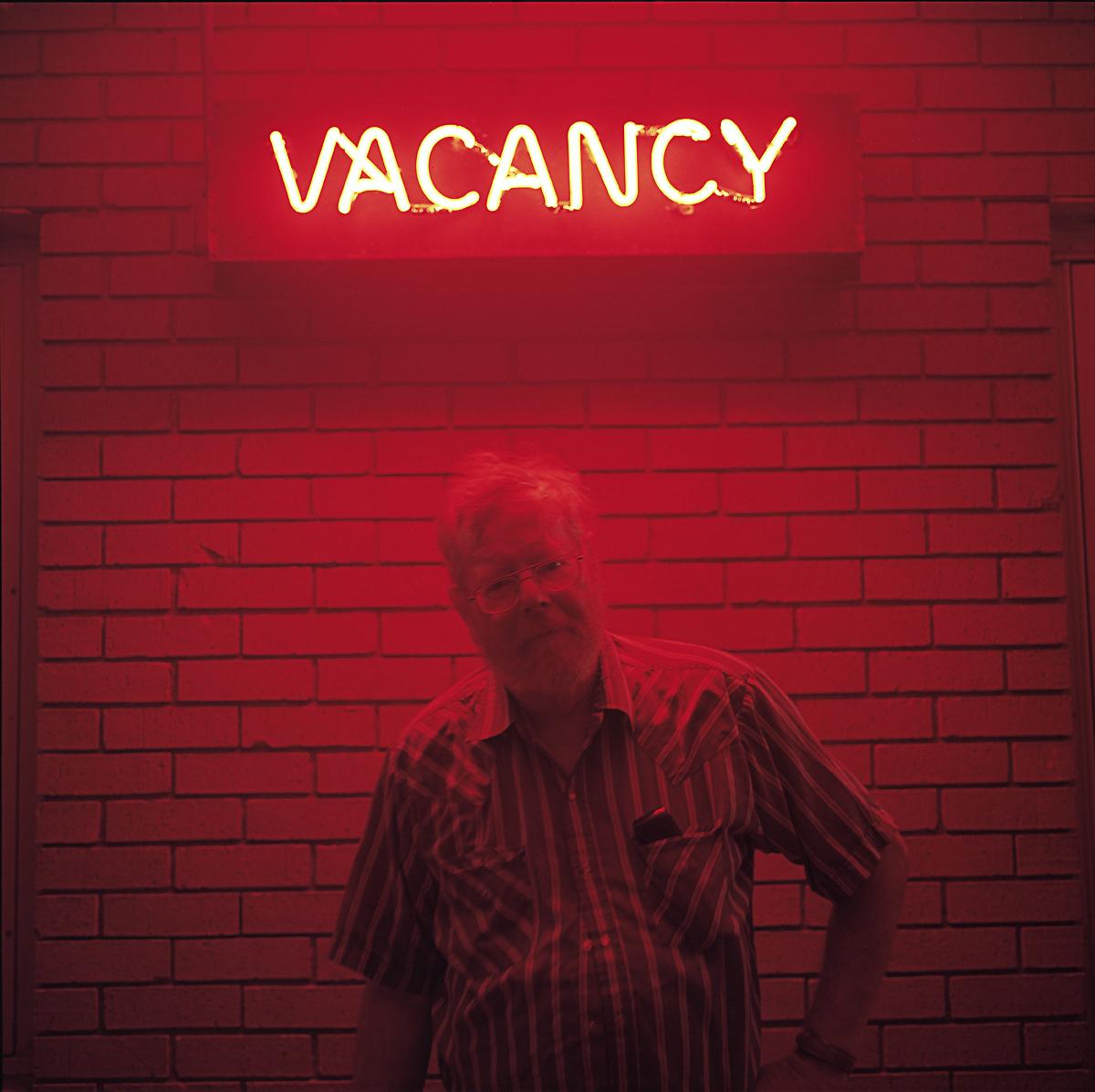 Doc Holiday, motel manager, Albion, Nebraska