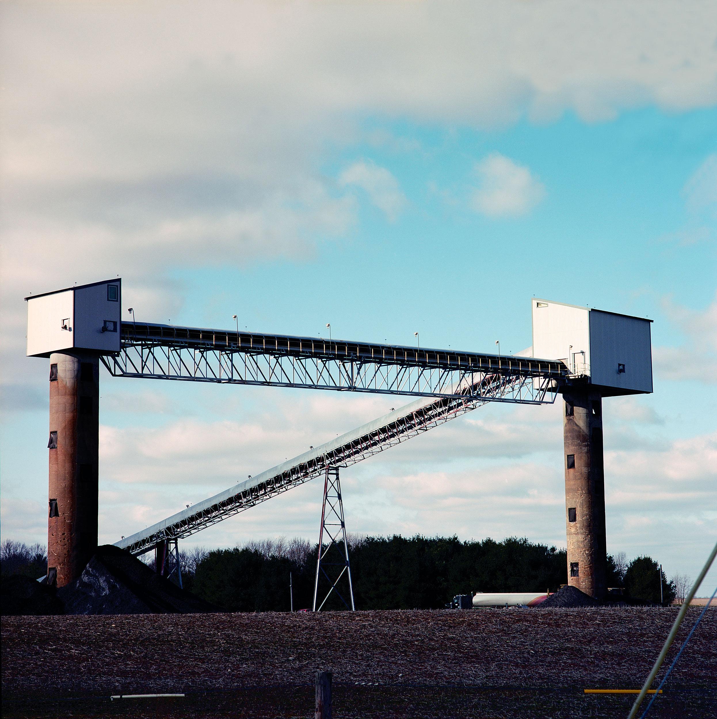 Wheatland Generating Plant, Wheatland, Indiana.