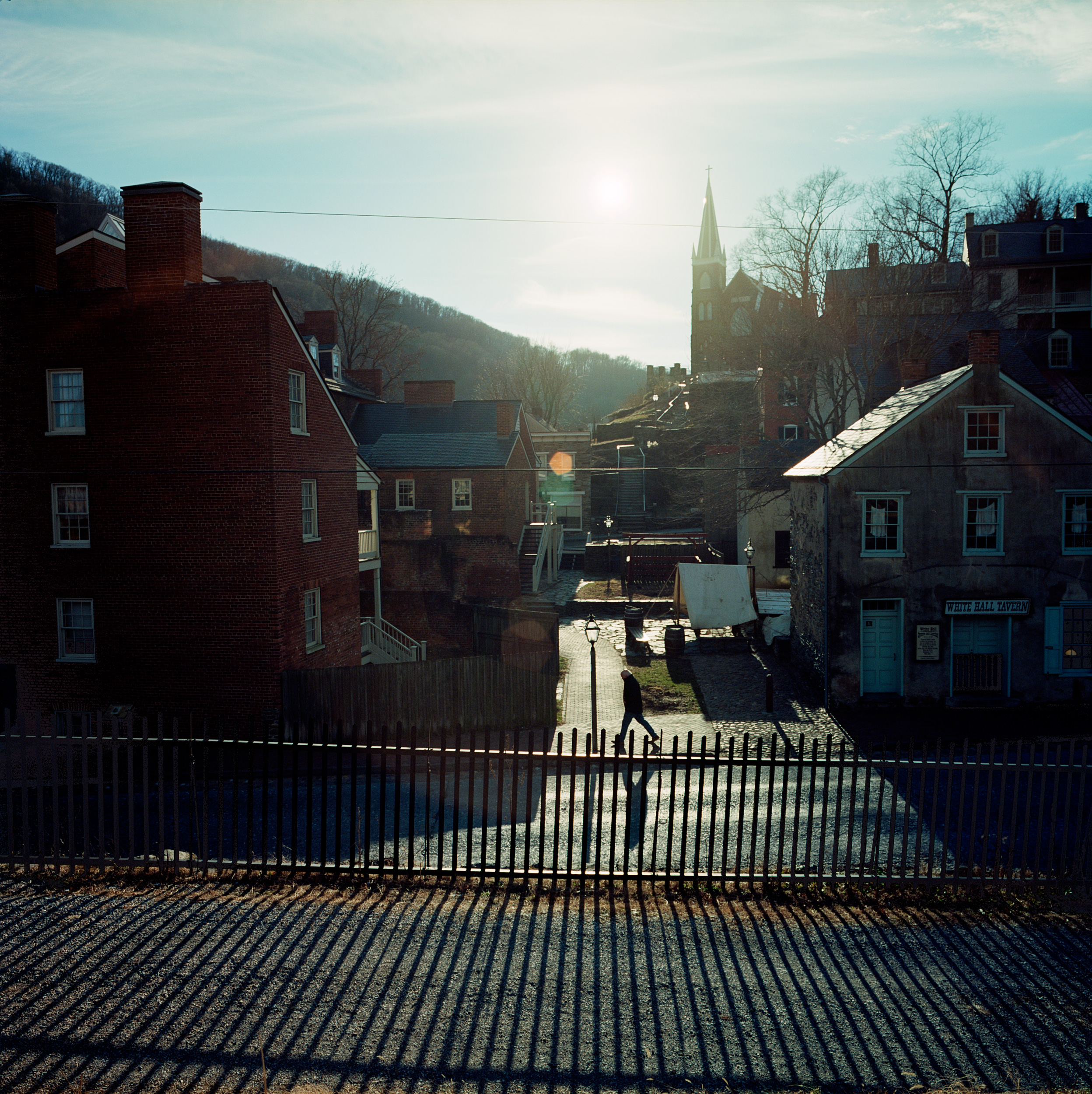 Harpers Ferry, West Virginia.