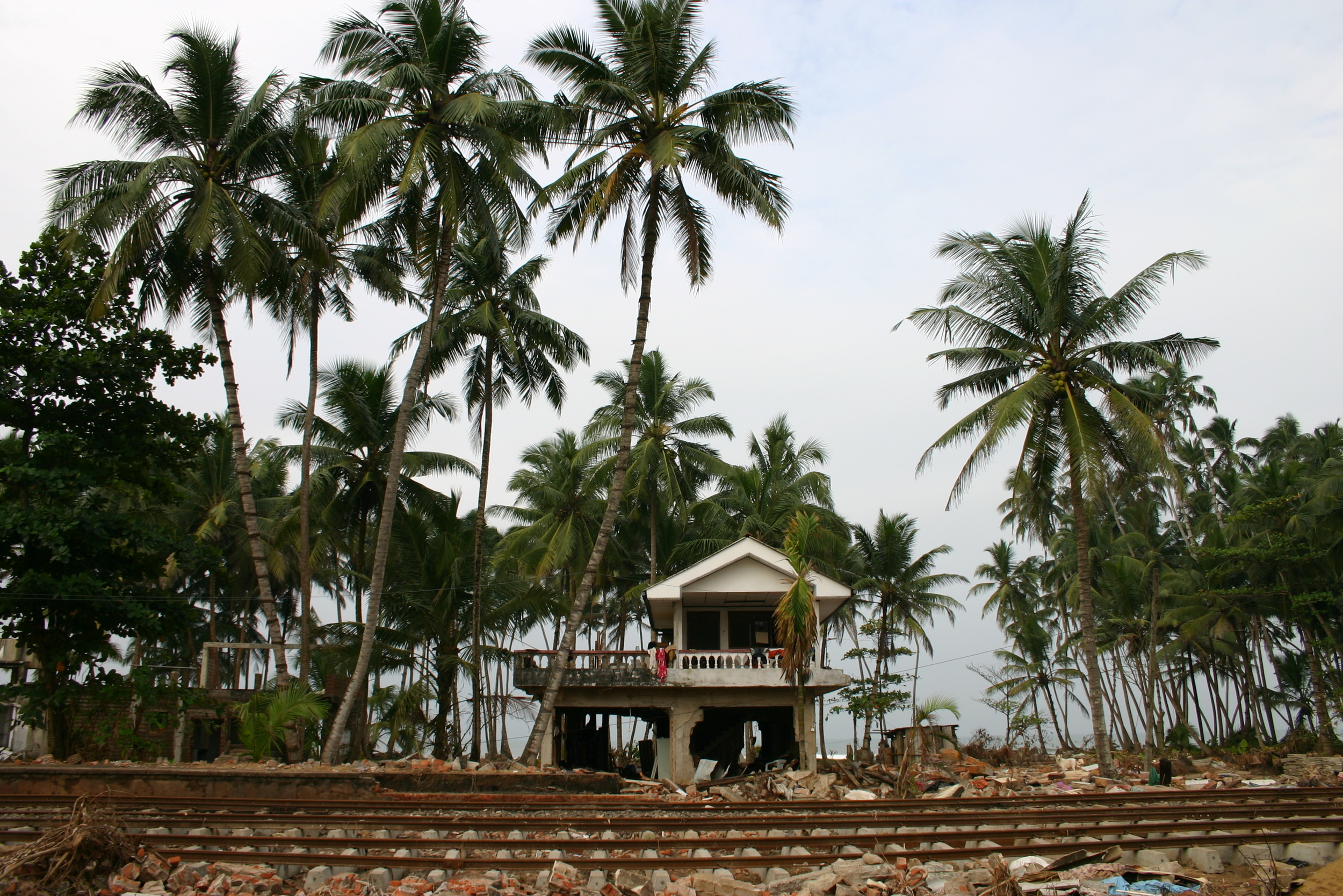 January 2005: Galle