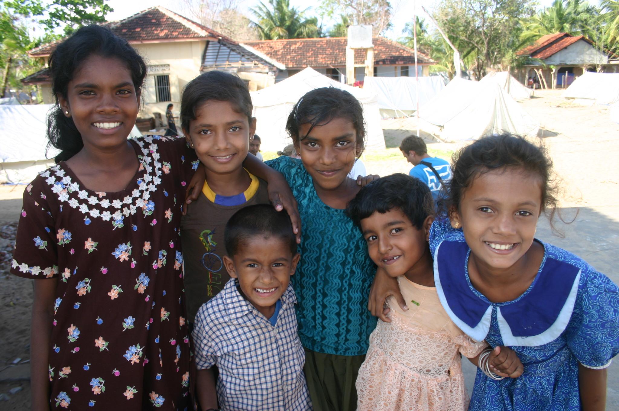 Rebuilding in Kallar