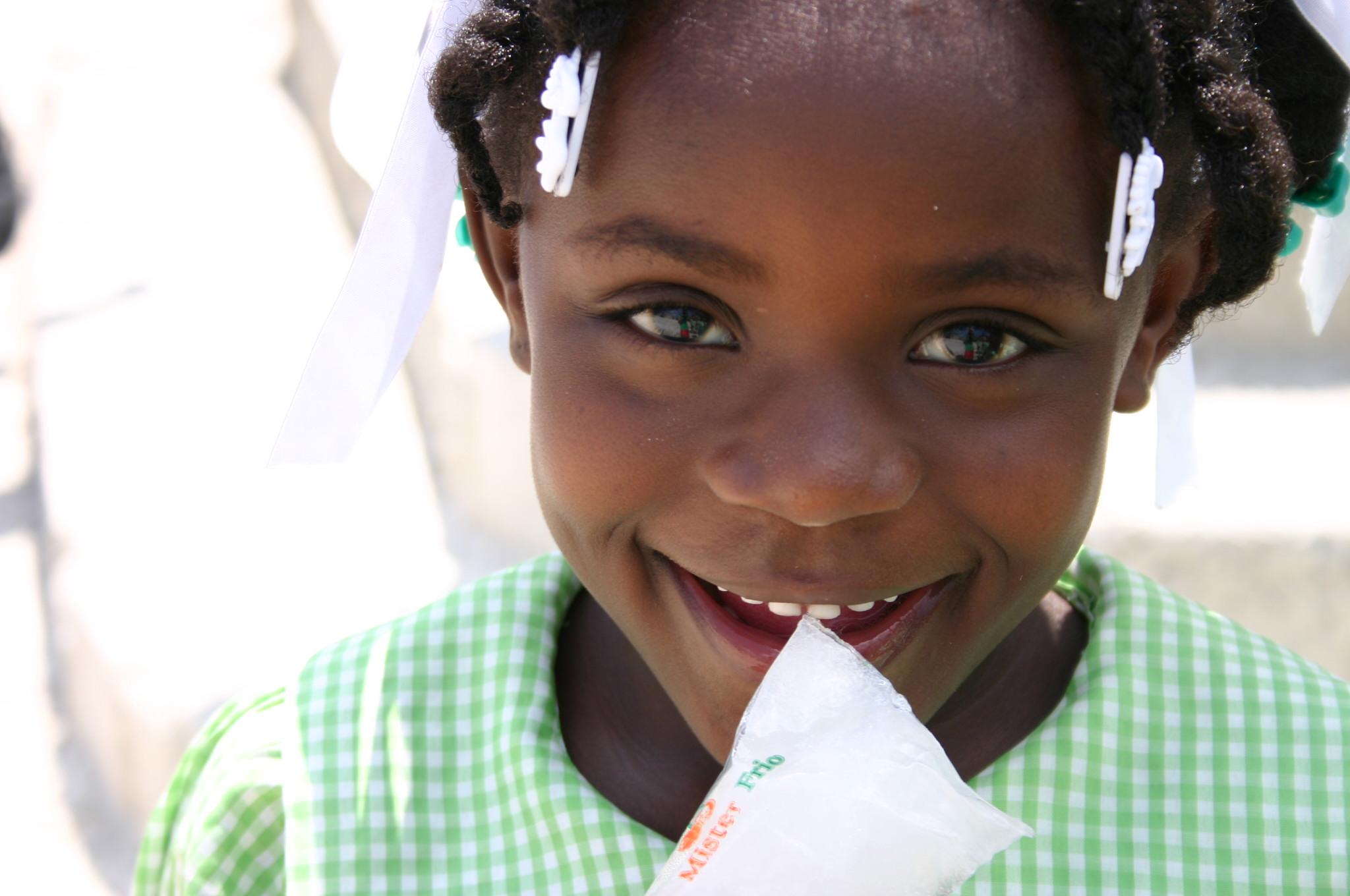 April 2007: Haitian Orphanage