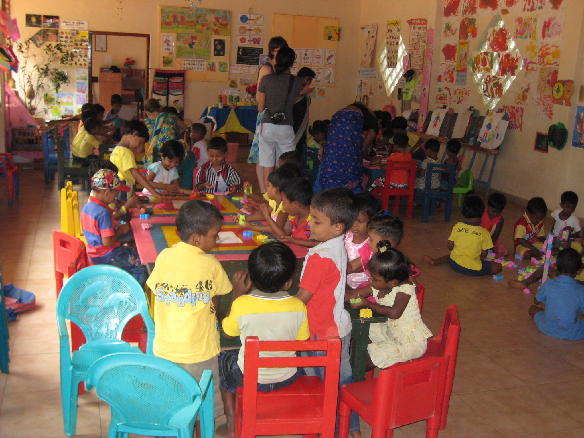 Smile Lanka: 2009