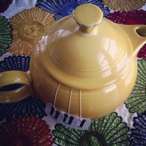 Live Your Love Tea Review by The Perrfect Cup...a tea blog.