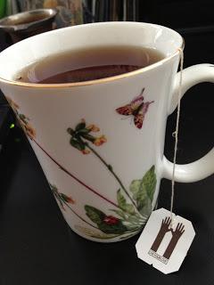 An International Tea Moment