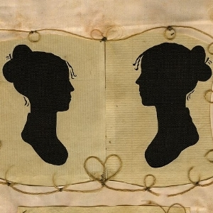 Charity & Sylvia: Historic Same-Sex Silhouette