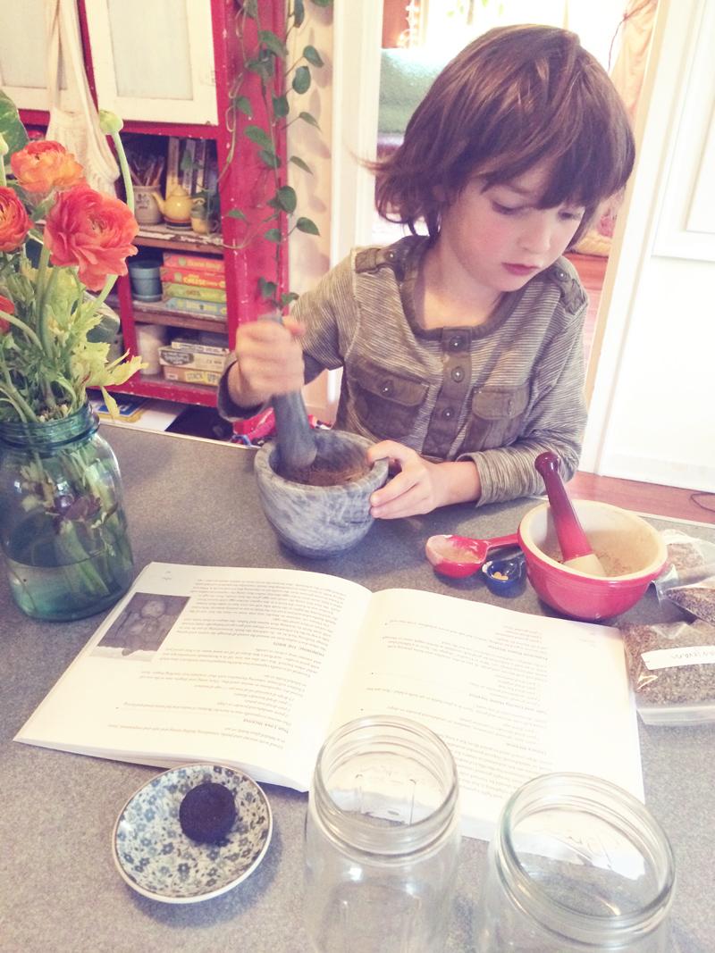 makingincense1