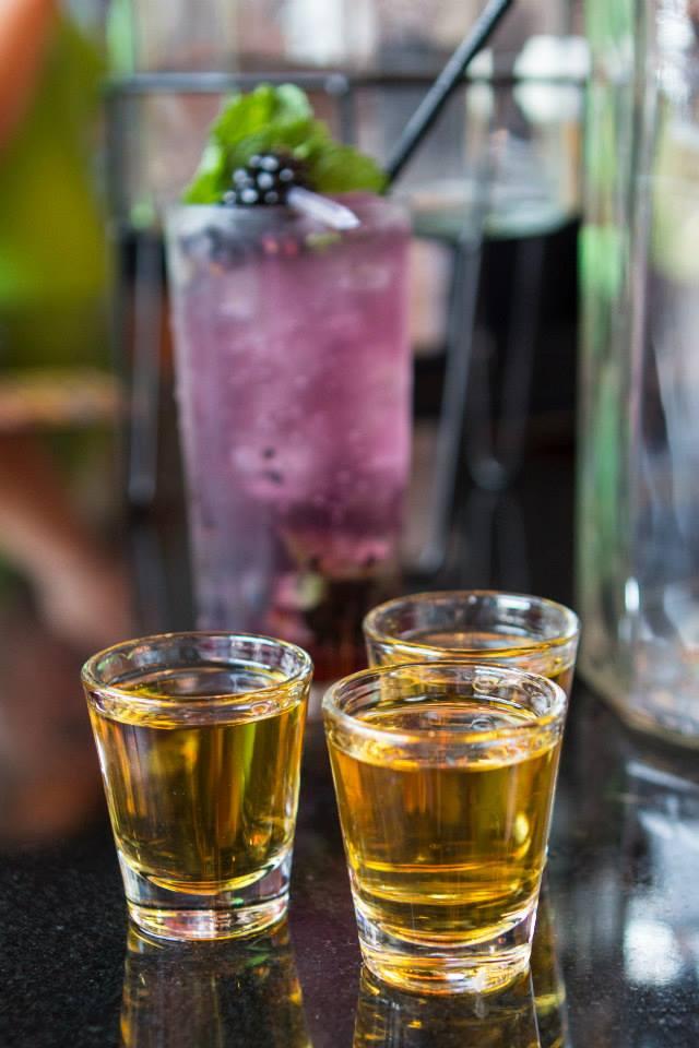 Whiskey shots