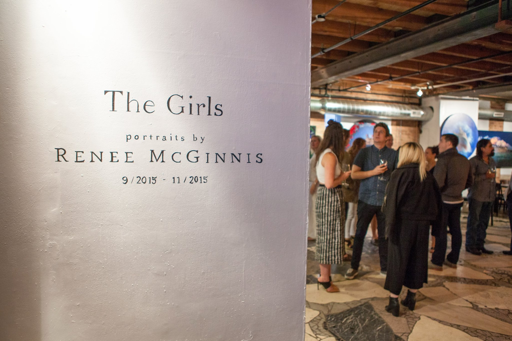 The Girls by Renee McGinnis