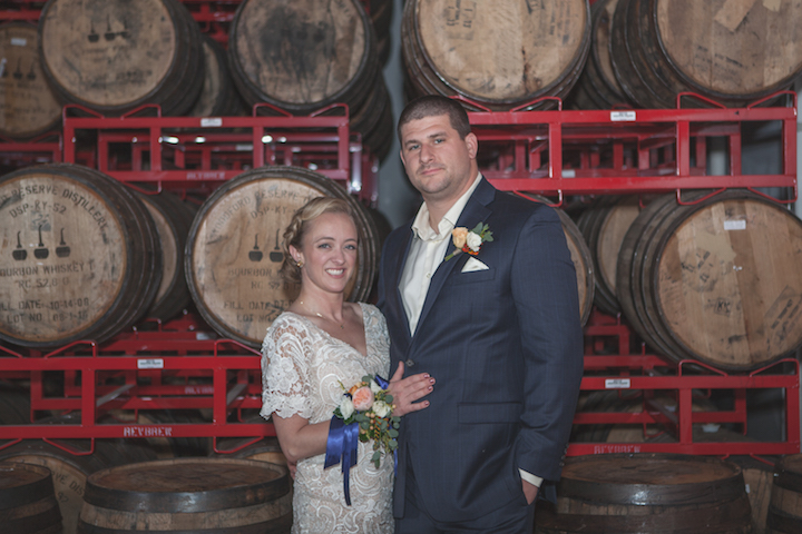 Revolution Brewery Wedding