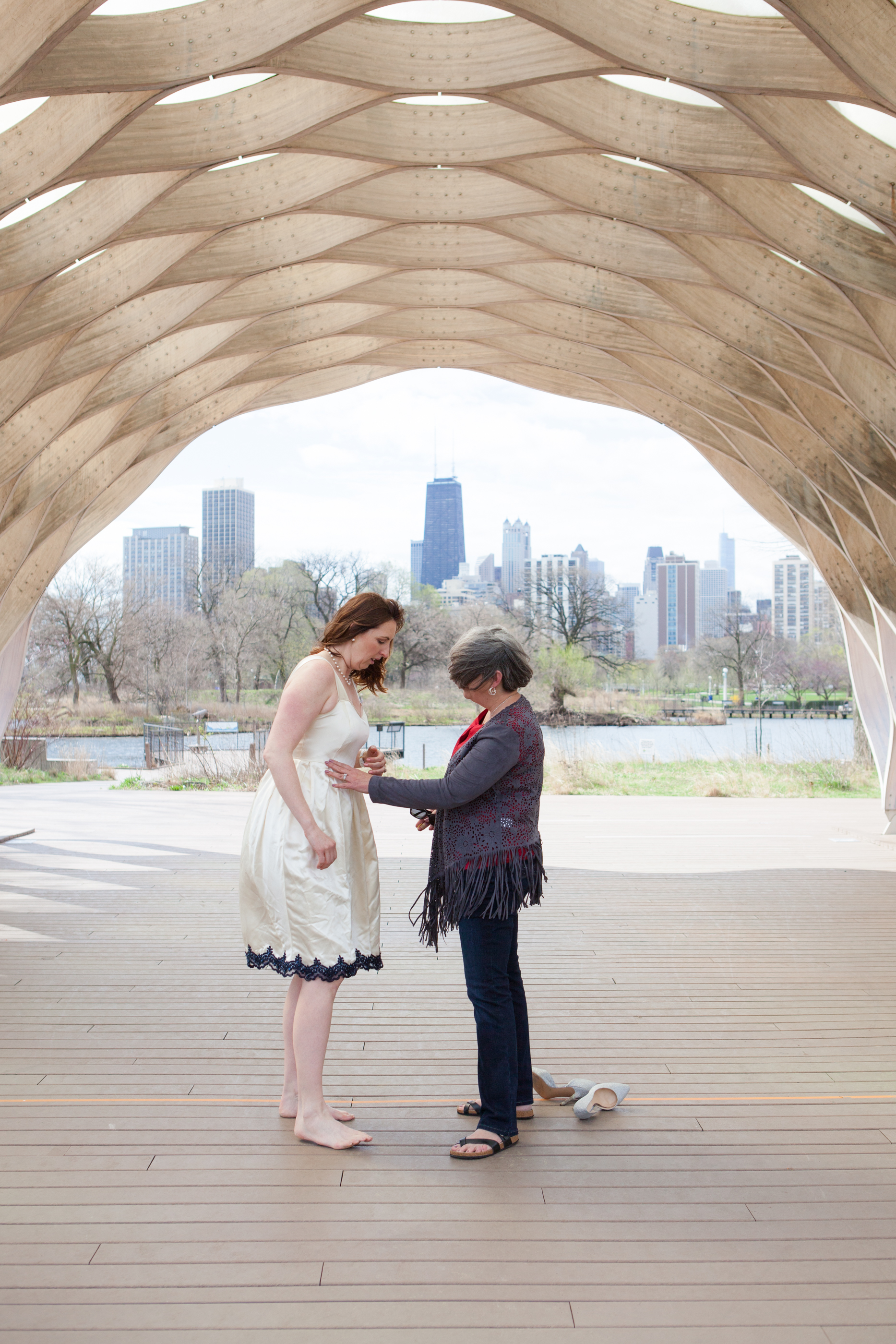Wedding Dress Reveal
