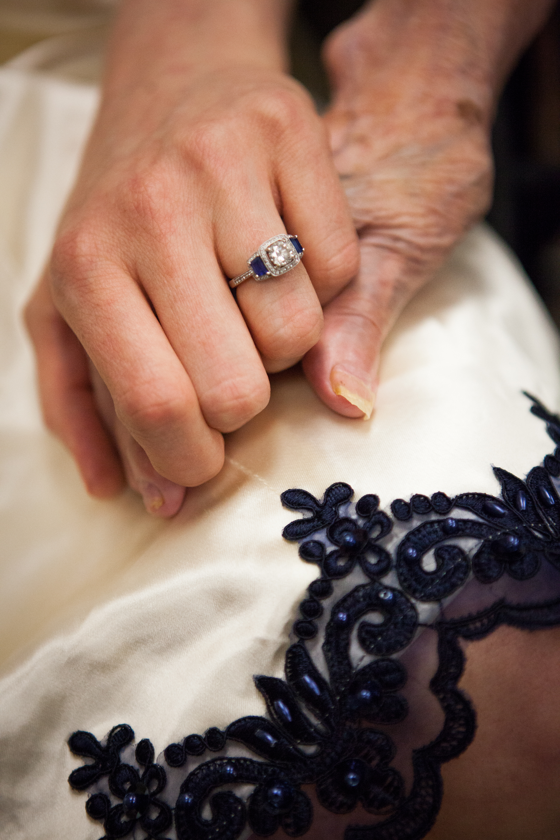 Grandmas Wedding Dress Reveal