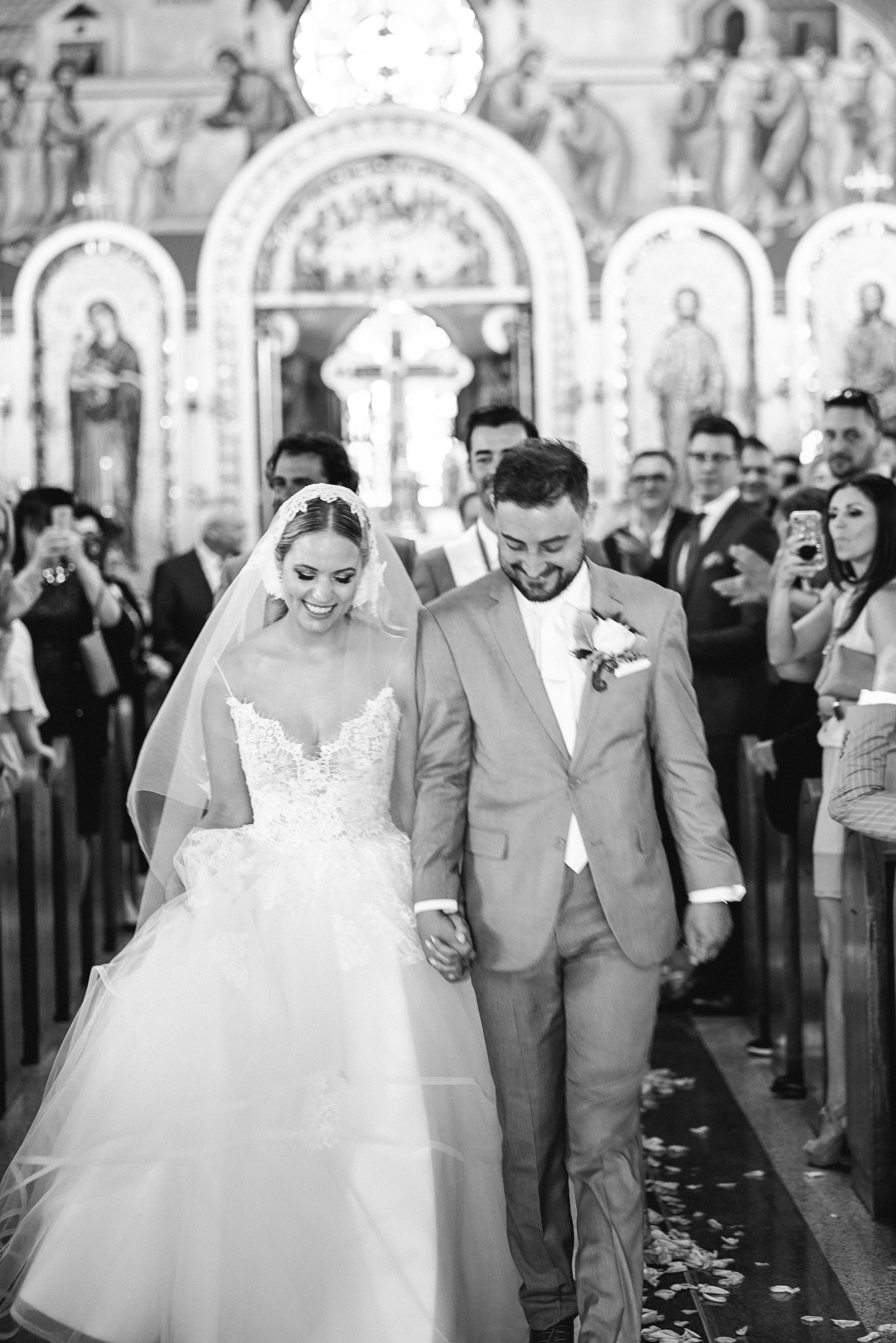 Chicago Serbian Wedding