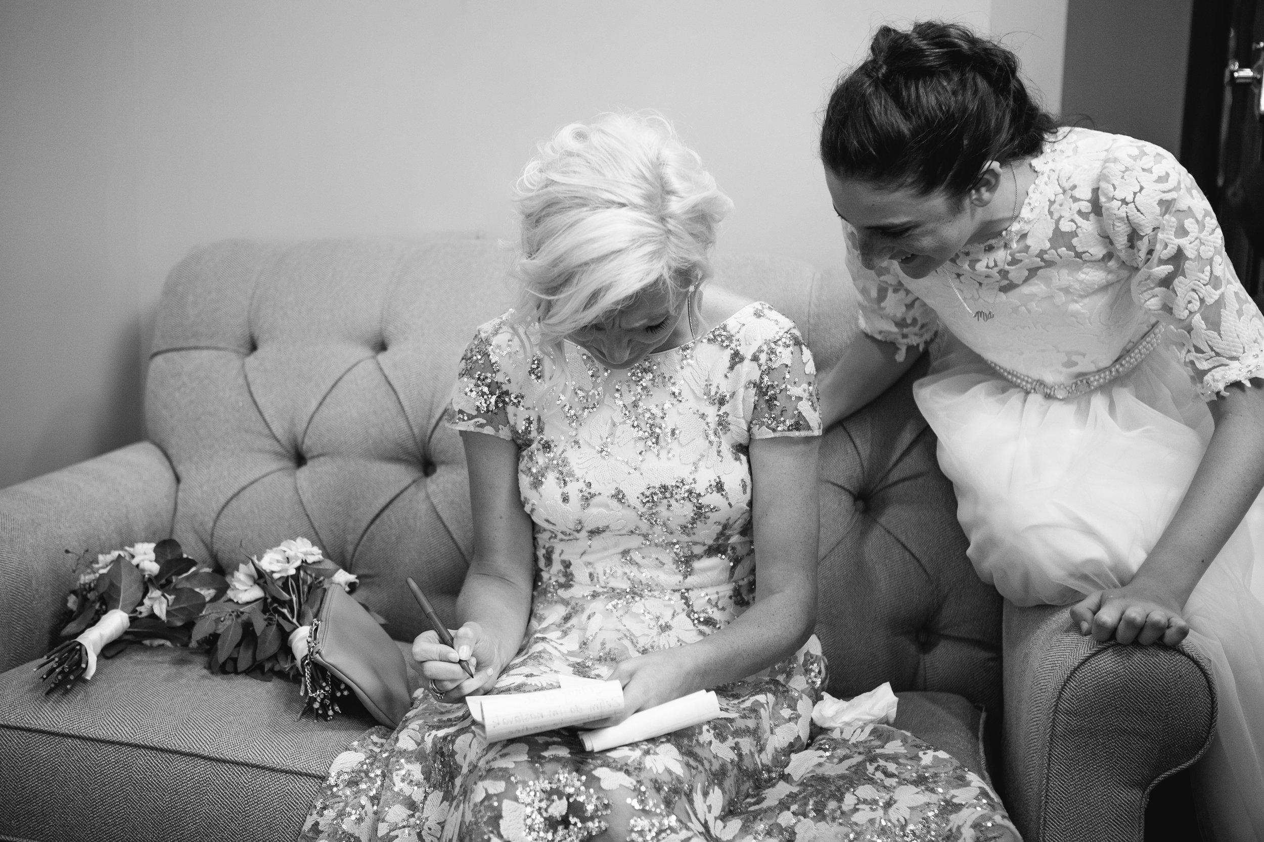 Writing Wedding Speech