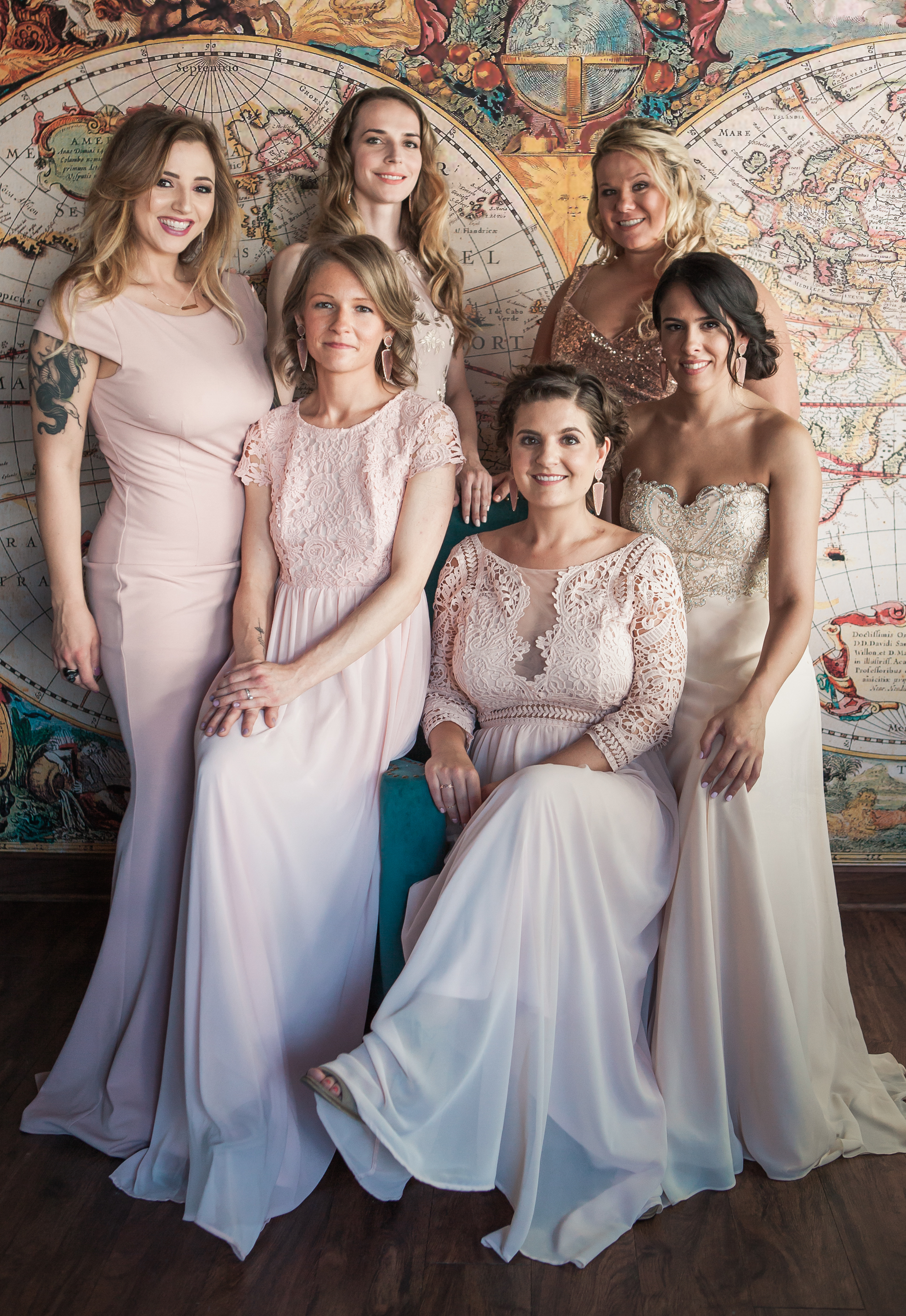 Chicago Bridesmaids