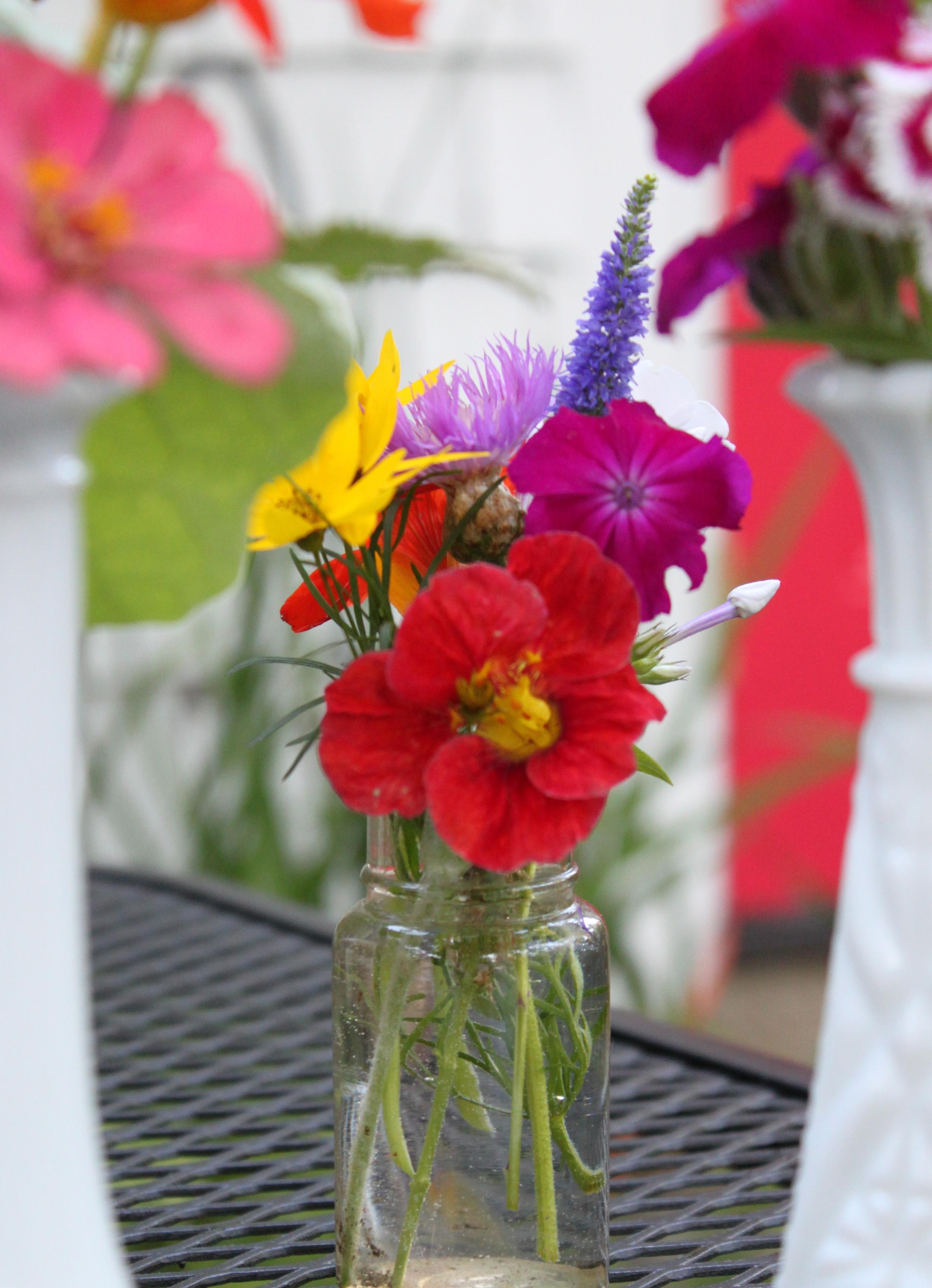 Maine Seasons Events summer wedding flowers .JPG