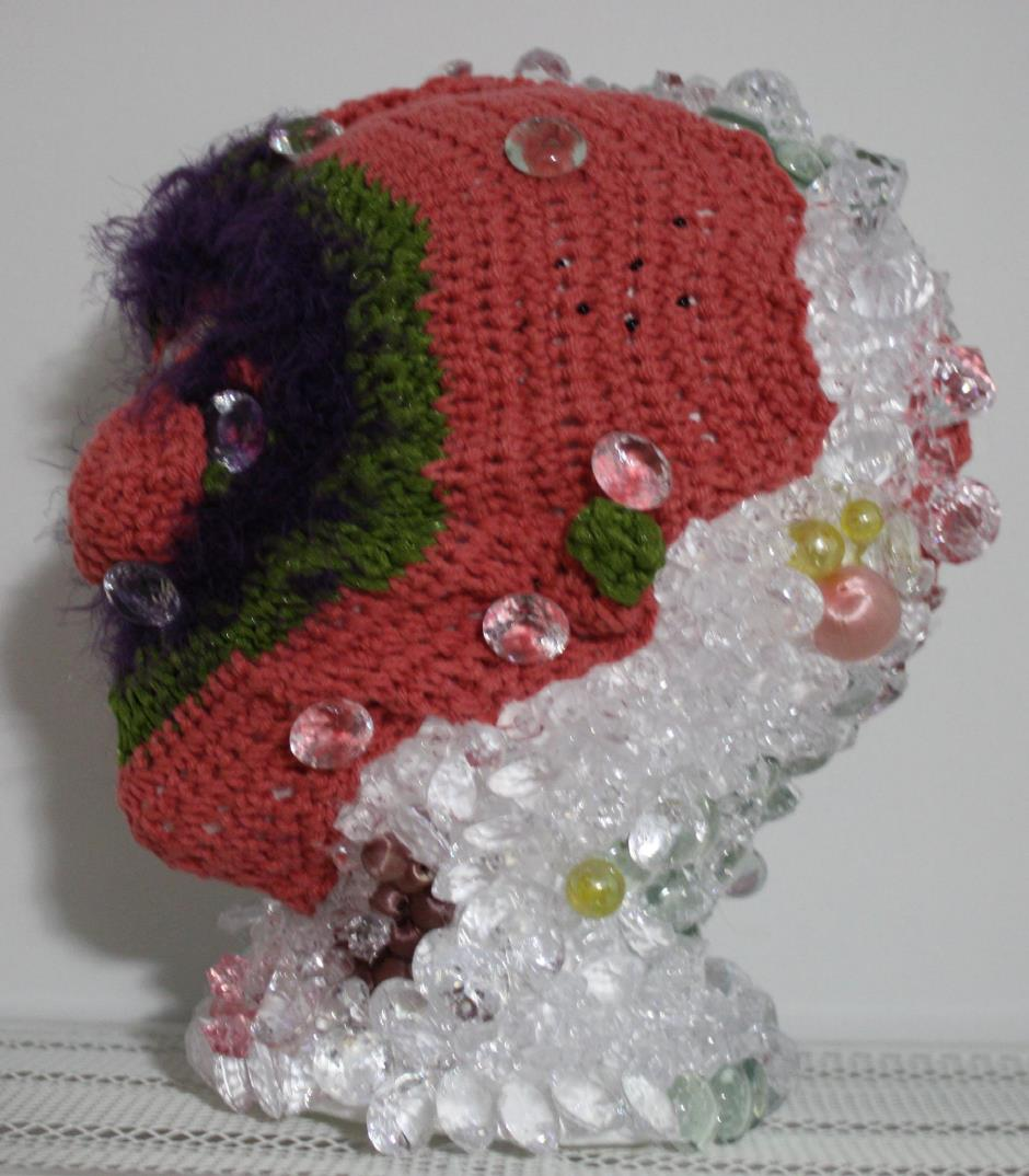 Crocheted view 2