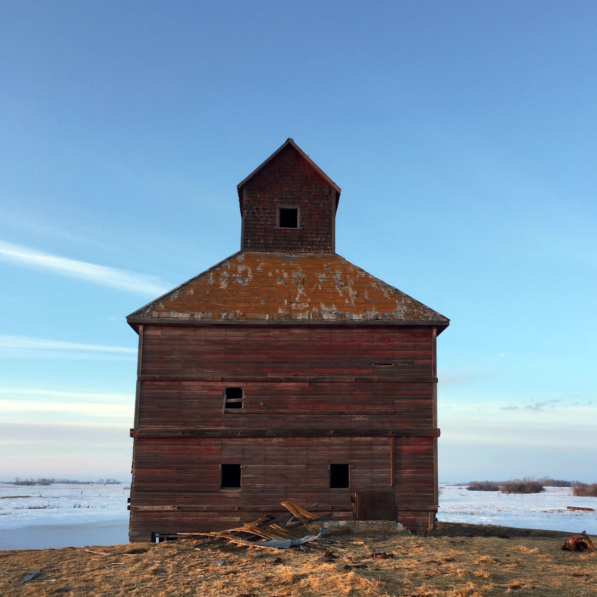 Prairie granary