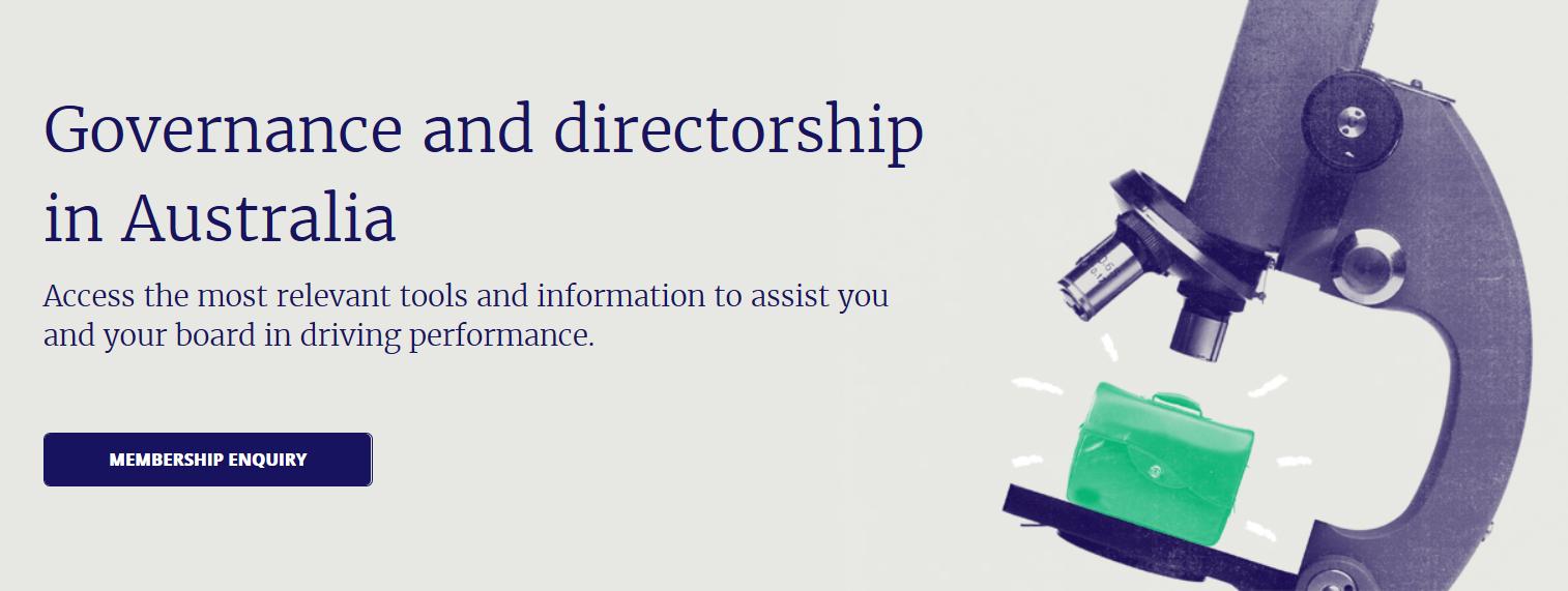 - source: http://aicd.companydirectors.com.au/resources