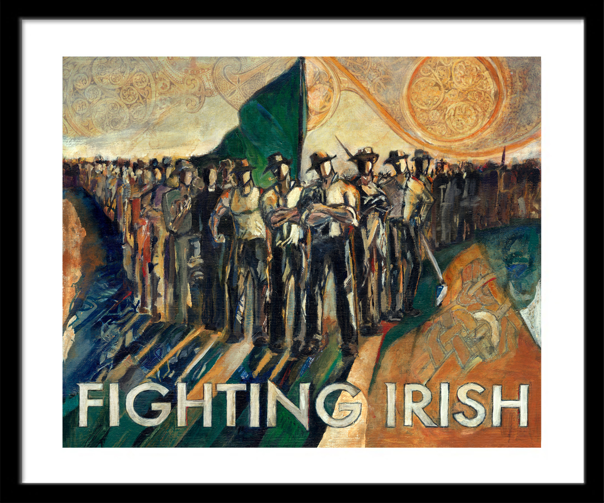 La Noue, Fighting Irish Pride and Courage.jpg