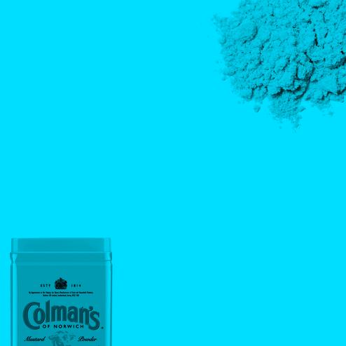 Colman's mustard -