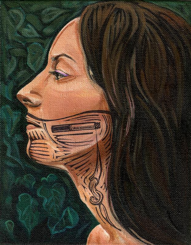 Tina's Tattoo