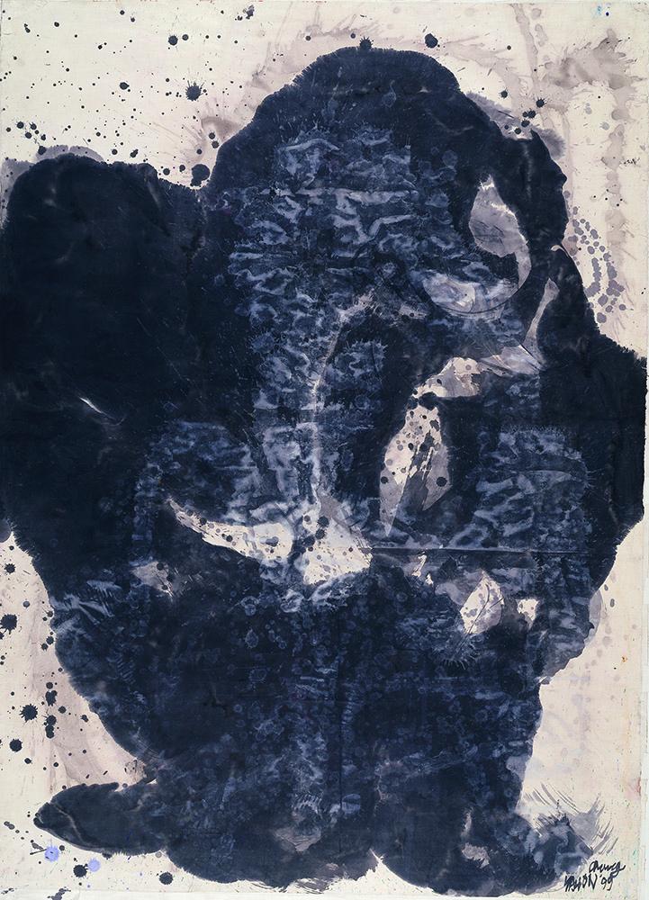 意形 Idea and Shape Series 1999 水墨‧宣紙 Chinese Ink on rice paper .jpg