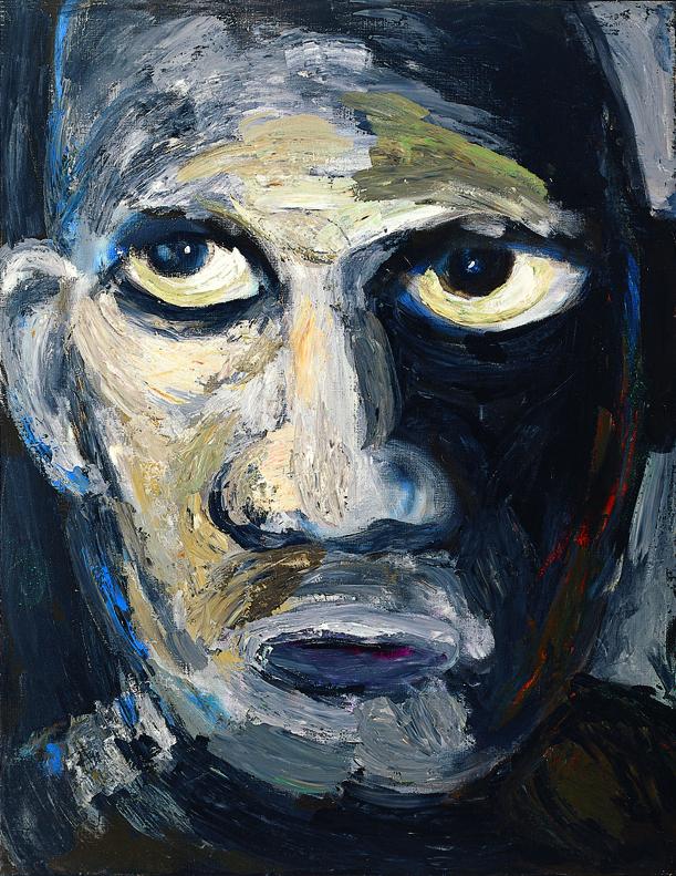 問系列 Question Series 116x91cm 1996 油畫‧畫布 oil on canvas (1).jpg
