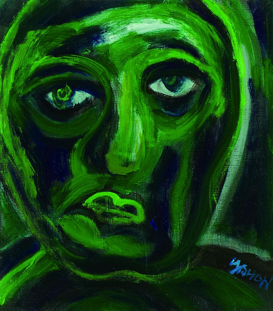 眾生相系列 Sentient Beings Series 53x45cm 2011 壓克力‧畫布  Acrylic on canvas(3).jpg