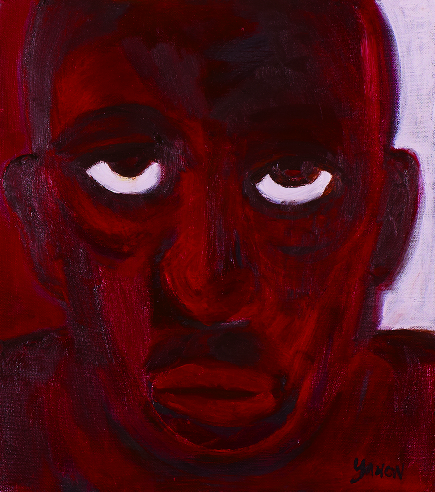 眾生相系列 Sentient Beings Series 53x45cm 2011 壓克力‧畫布  Acrylic on canvas(5).jpg