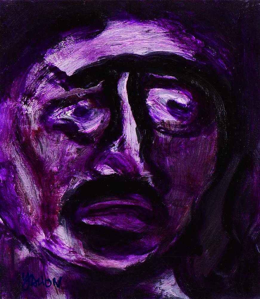 眾生相系列 Sentient Beings Series 53x45cm 2011 壓克力‧畫布  Acrylic on canvas(13).jpg
