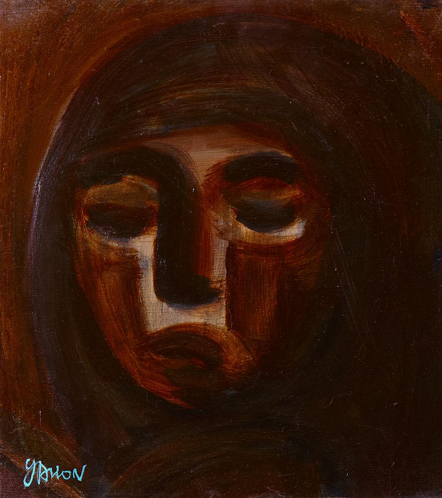 眾生相系列 Sentient Beings Series 53x45cm 2011 壓克力‧畫布  Acrylic on canvas(14).jpg