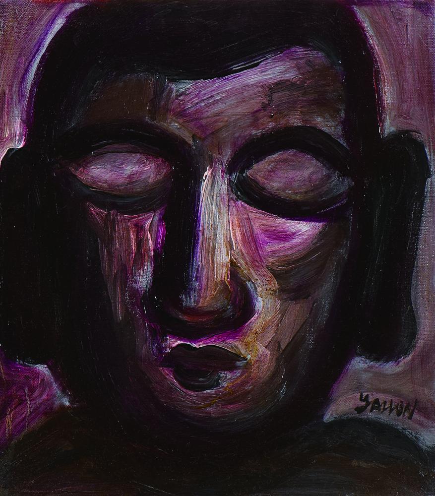 眾生相系列 Sentient Beings Series 53x45cm 2011 壓克力‧畫布  Acrylic on canvas(16).jpg