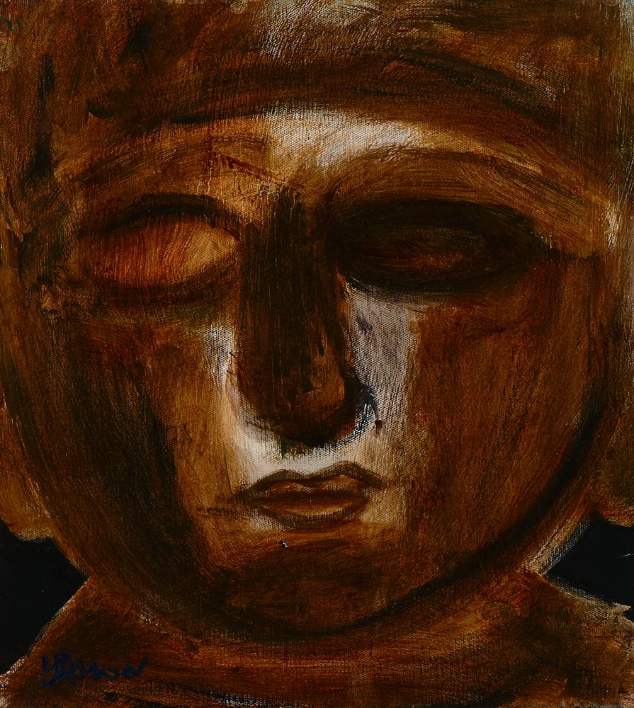 眾生相系列 Sentient Beings Series 53x45cm 2011 壓克力‧畫布  Acrylic on canvas(15).jpg