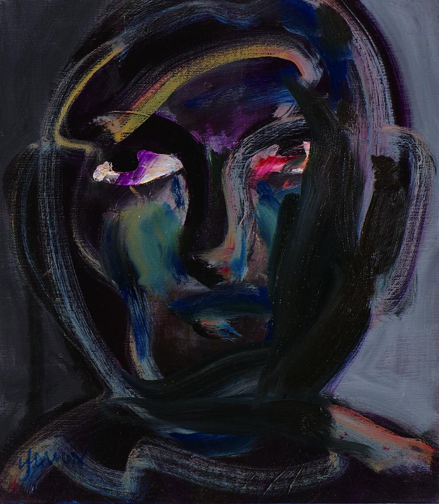 眾生相系列 Sentient Beings Series 53x45cm 2011 壓克力‧畫布  Acrylic on canvas(18).jpg