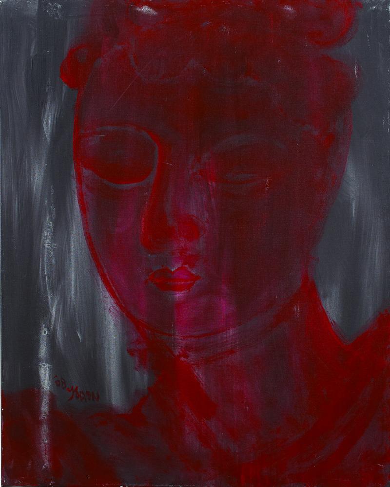 眾生相系列 Sentient Beings Series 100x80cm 2011 壓克力‧畫布  Acrylic on canvas(13).jpg