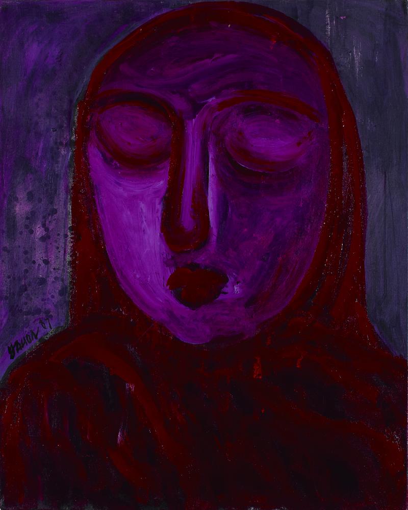 眾生相系列 Sentient Beings Series 100x80cm 2011 壓克力‧畫布  Acrylic on canvas(14).jpg